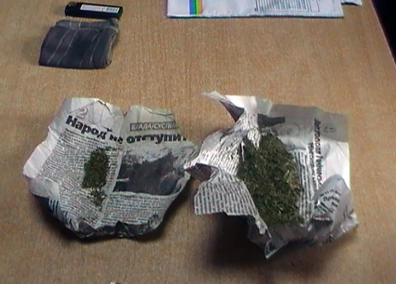 В Покровске зафиксировали незаконное хранение наркотиков, фото-1