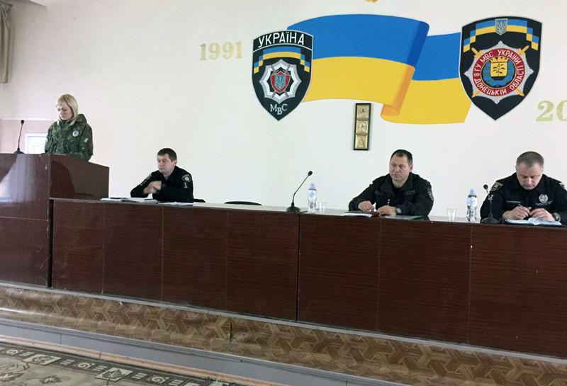 За 10 місяців 2017 року правоохоронці Покровської оперзони обробили майже 45 тисяч звернень громадян, фото-8