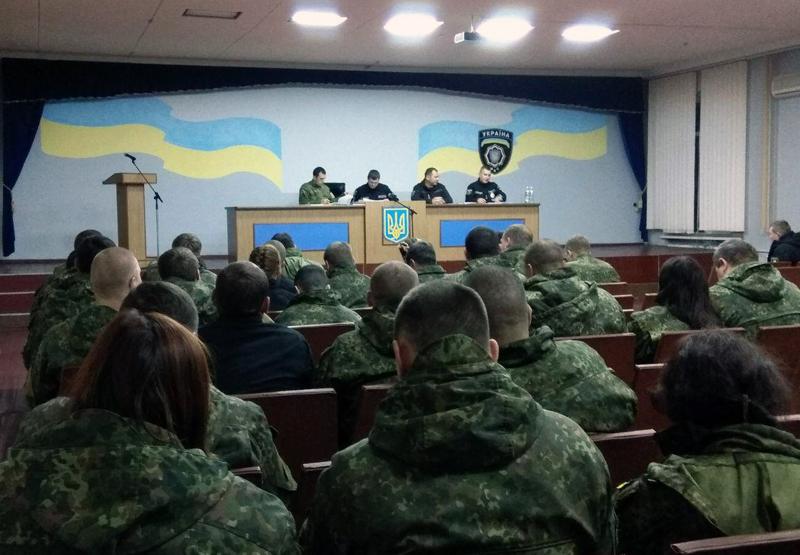 За 10 місяців 2017 року правоохоронці Покровської оперзони обробили майже 45 тисяч звернень громадян, фото-3