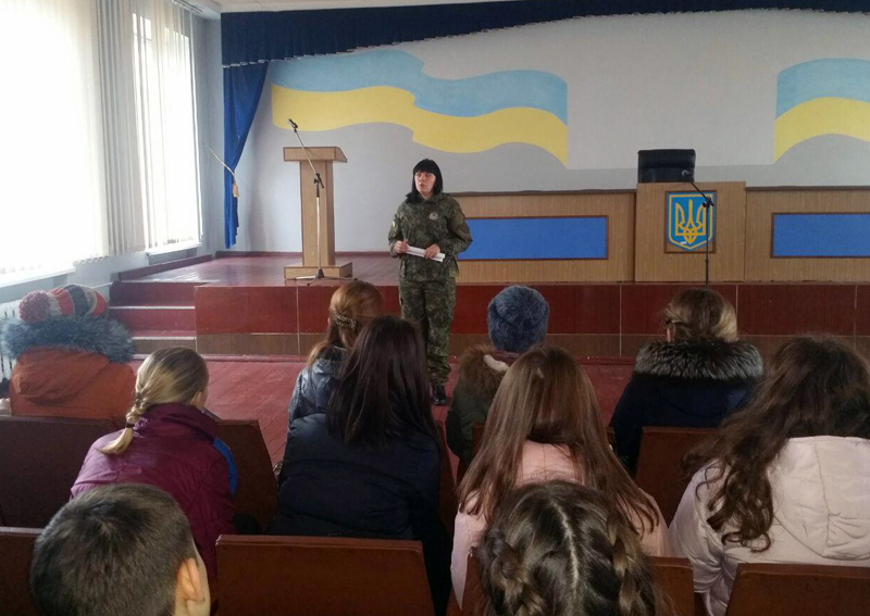 Покровський відділ поліції відвідали юні гості, фото-3