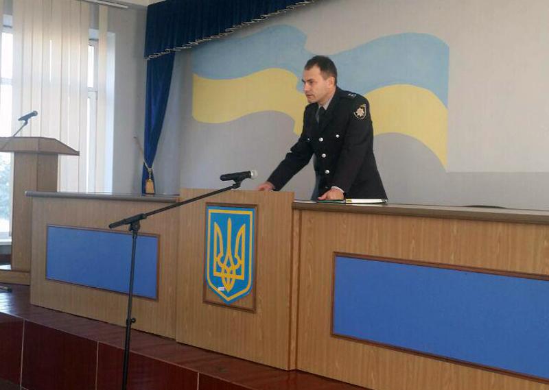 В Покровске прошли занятия по служебной подготовке для руководителей полиции Донетчины , фото-2