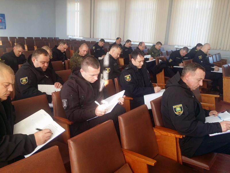 В Покровске прошли занятия по служебной подготовке для руководителей полиции Донетчины , фото-3