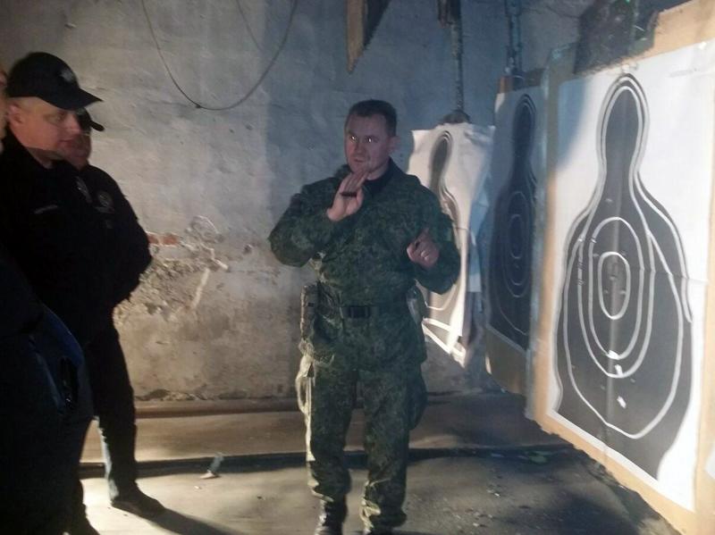 В Покровске прошли занятия по служебной подготовке для руководителей полиции Донетчины , фото-8