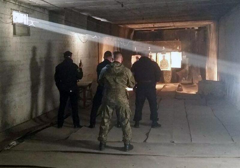 В Покровске прошли занятия по служебной подготовке для руководителей полиции Донетчины , фото-5