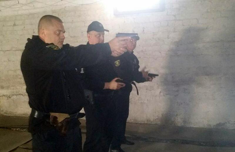 В Покровске прошли занятия по служебной подготовке для руководителей полиции Донетчины , фото-6