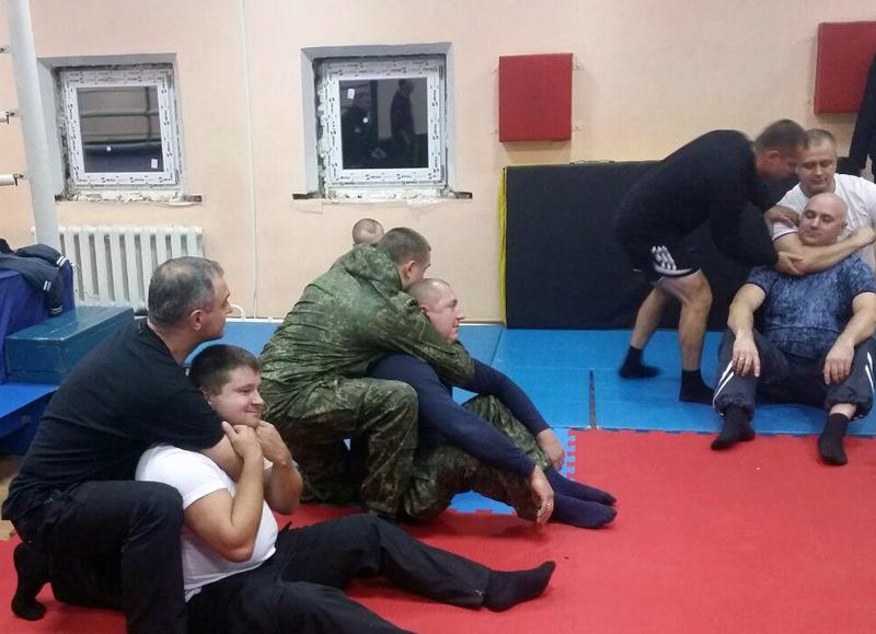 В Покровске прошли занятия по служебной подготовке для руководителей полиции Донетчины , фото-12