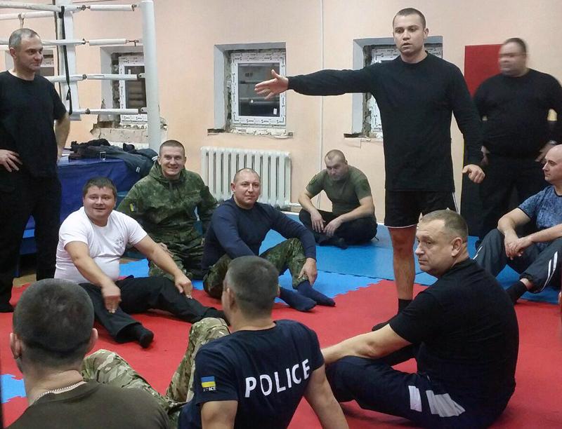 В Покровске прошли занятия по служебной подготовке для руководителей полиции Донетчины , фото-11