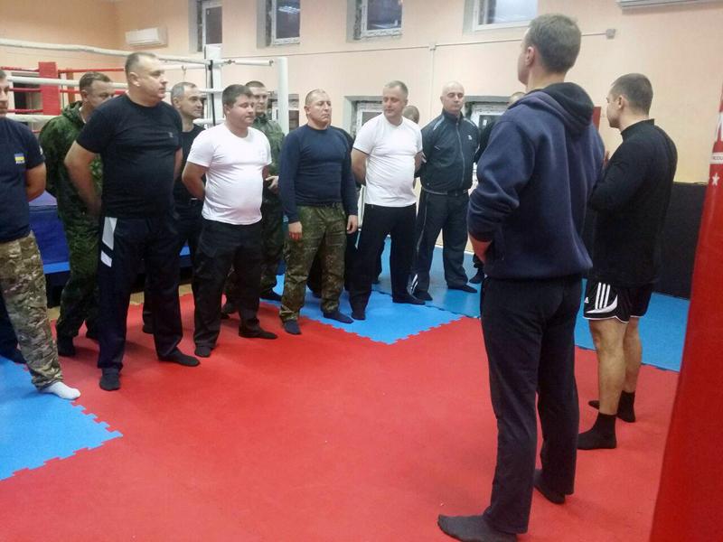 В Покровске прошли занятия по служебной подготовке для руководителей полиции Донетчины , фото-10