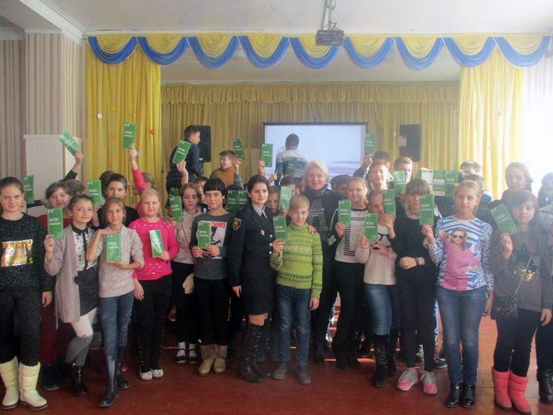 Полицейские Покровска рассказали школьникам о главных положениях Конвенции ООН о правах ребенка, фото-7