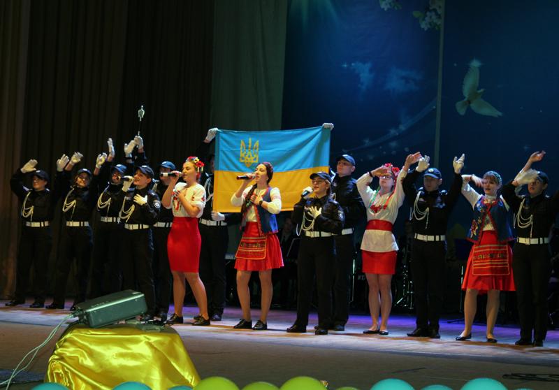 «Майбутні поліцейські» Покровської оперативної зони взяли участь у святкуванні другої річниці створення молодіжної організації, фото-1