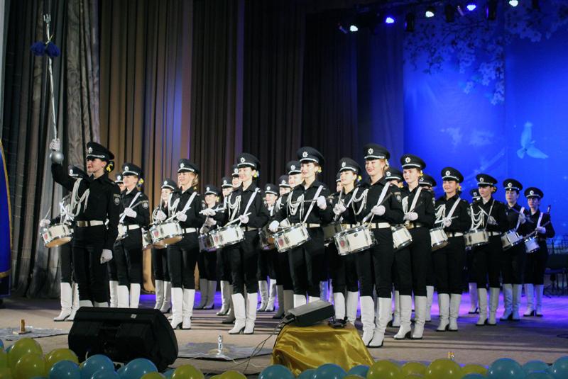 «Майбутні поліцейські» Покровської оперативної зони взяли участь у святкуванні другої річниці створення молодіжної організації, фото-2