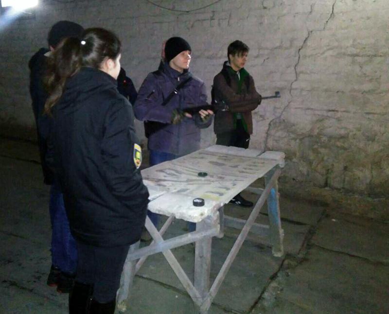 Покровские лиговцы соревновались в стрельбе из пневматического оружия, фото-2