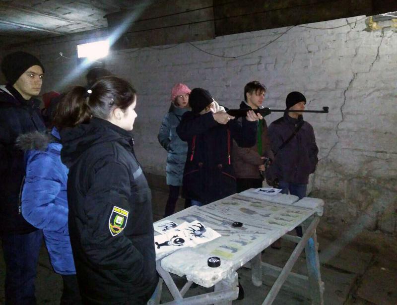 Покровские лиговцы соревновались в стрельбе из пневматического оружия, фото-3