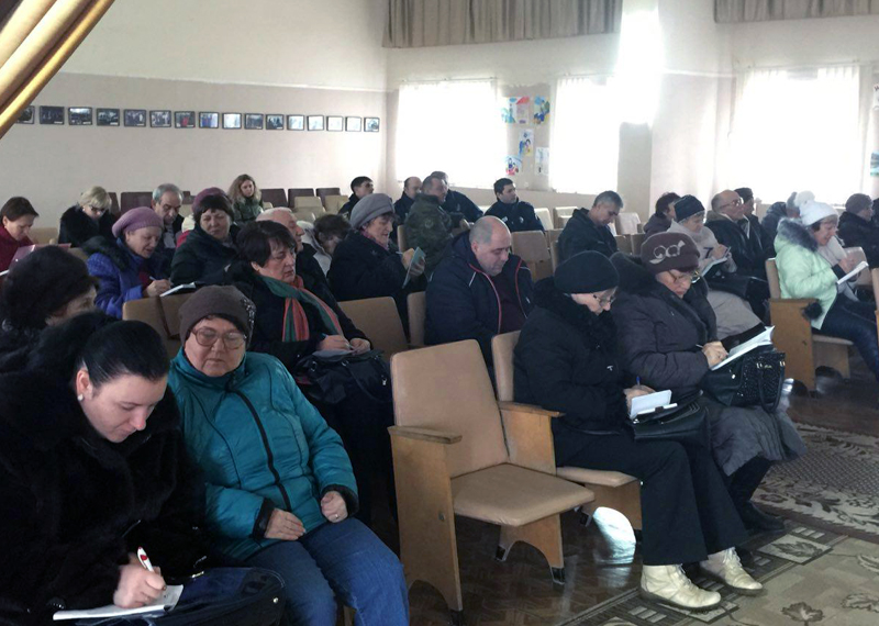 Руководство полиции Доброполья совместно с руководителями комитетов самоорганизации населения наметили пути сотрудничества, фото-5