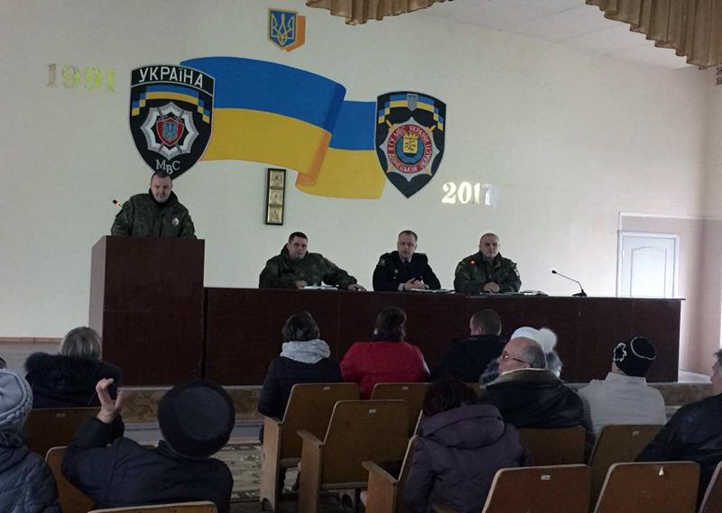 Руководство полиции Доброполья совместно с руководителями комитетов самоорганизации населения наметили пути сотрудничества, фото-4