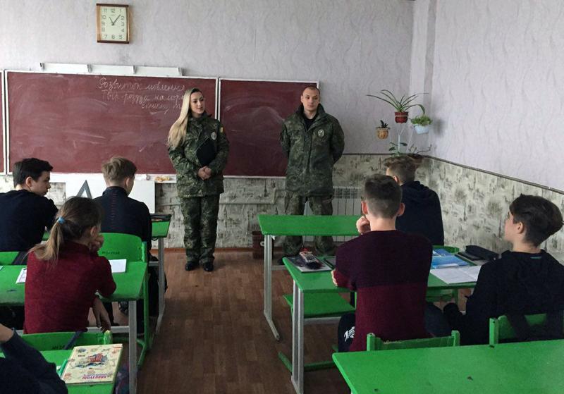 Правоохоронці Добропілля підвищують правову свідомість школярів, фото-5