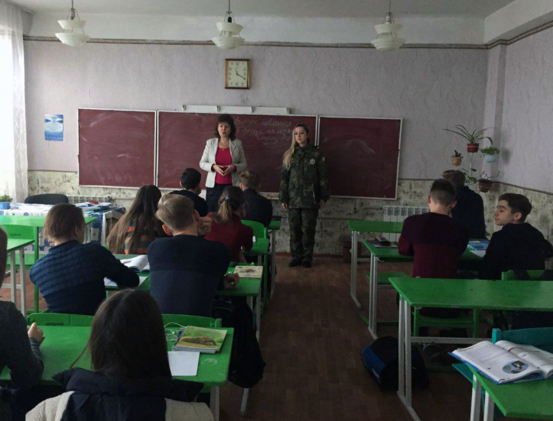 Правоохоронці Добропілля підвищують правову свідомість школярів, фото-6