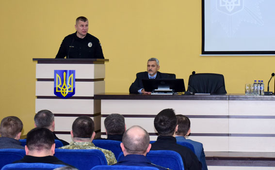 Поліція Донеччини відроджує фізкультурно-спортивне товариство «Динамо» України, фото-2