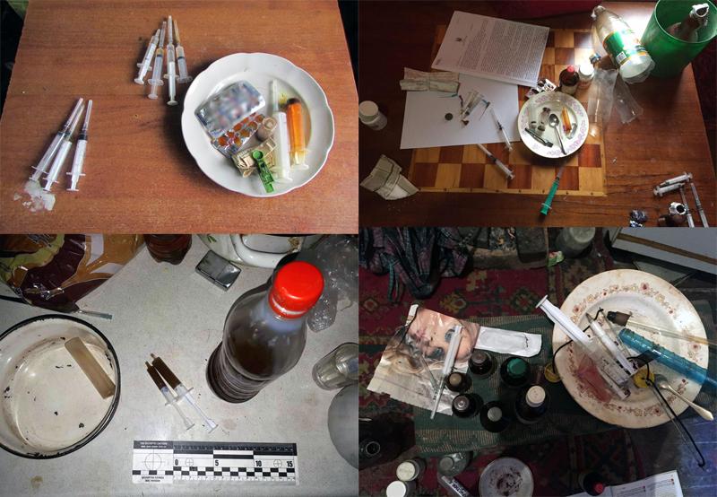 Правоохоронці Покровської оперативної зони ведуть активну боротьбу з незаконним обігом наркотиків, фото-4