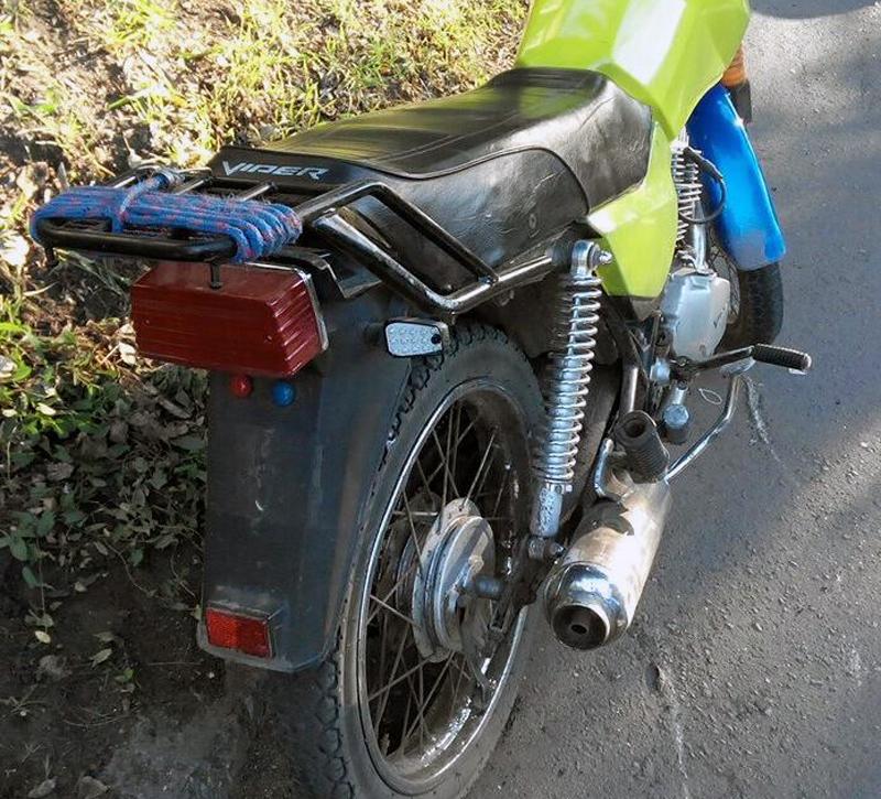 Добропольскими полицейскими задержано «уголовное трио», которое похищало скутера, фото-4