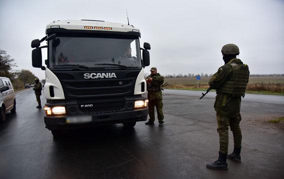 Завдяки блокпостам Донеччини за тиждень виявлено 10 нелегалів, фото-4