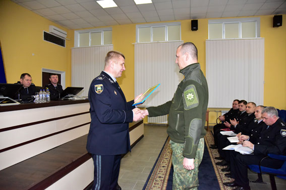 На Донеччині визначили кращих поліцейських, фото-3