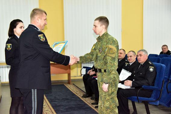 На Донеччині визначили кращих поліцейських, фото-4