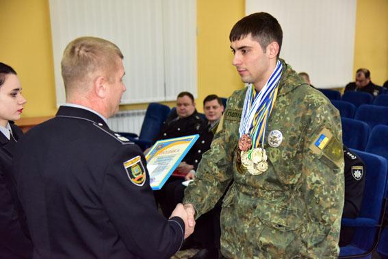 На Донеччині визначили кращих поліцейських, фото-5