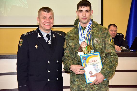 На Донеччині визначили кращих поліцейських, фото-6
