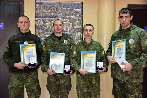 На Донеччині визначили кращих поліцейських, фото-7