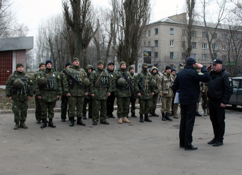 Правоохоронці Добропілля готові до забезпечення правопорядку на вихідні та святкові дні, фото-8