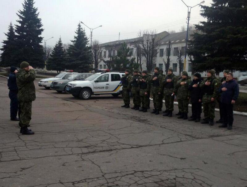 Правоохоронці Добропілля готові до забезпечення правопорядку на вихідні та святкові дні, фото-6