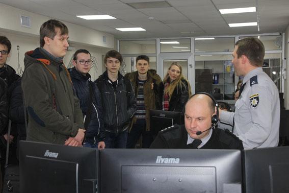 Канікули з поліцейськими: молодь Донеччини побачила, як працюють інтелектуальні технології безпеки, фото-6