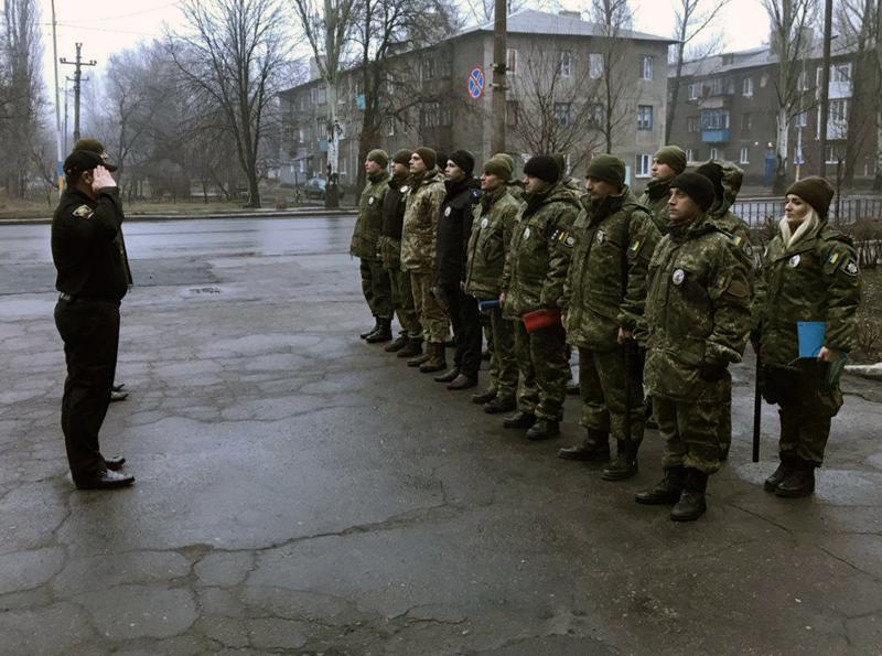 У зв'язку із святами поліцейські Добропілля продовжують працювати у посиленому варіанті несення служби, фото-2