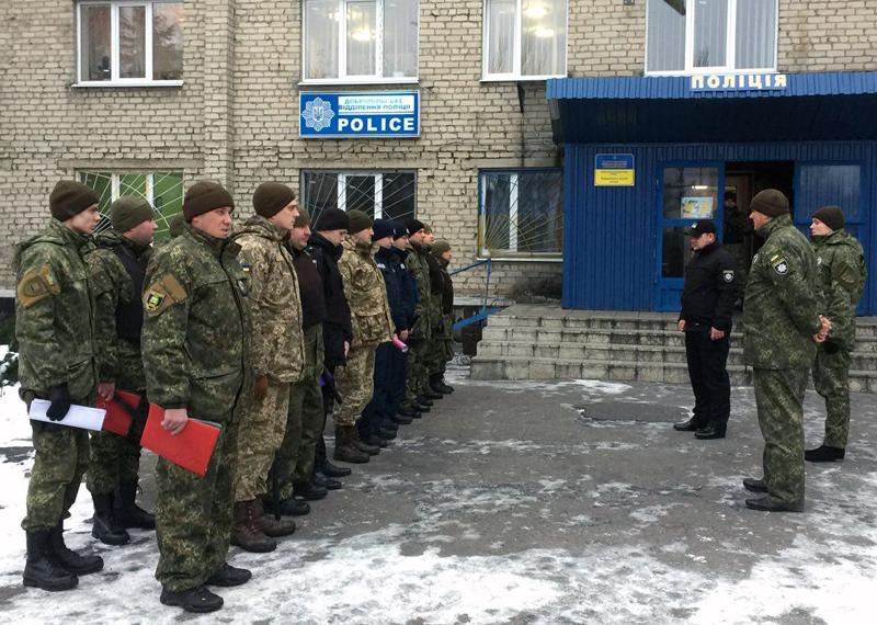 Вулиці Добропілля під посиленою увагою поліції, фото-1