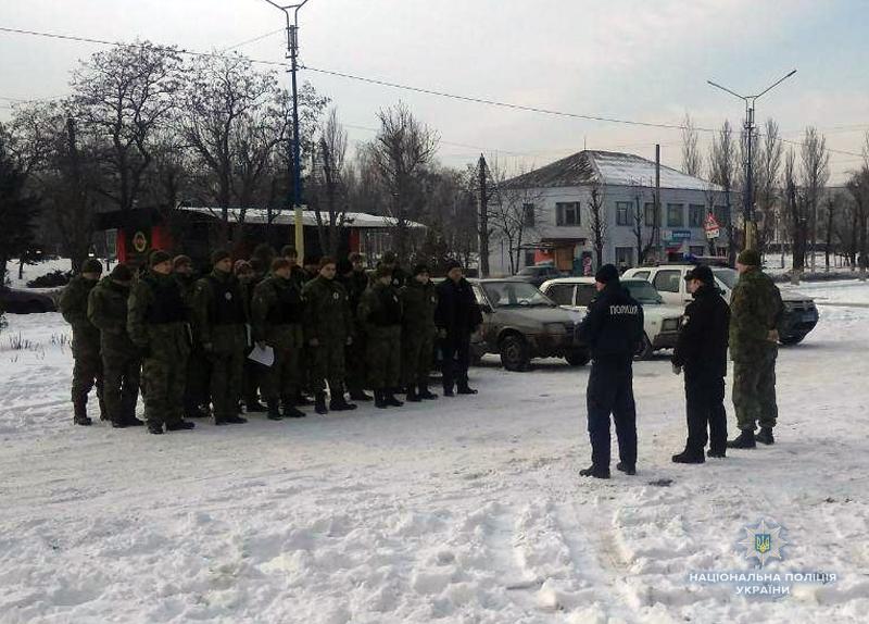 Правоохоронці Покровська та Мирнограду готові до забезпечення правопорядку на вихідні , фото-9