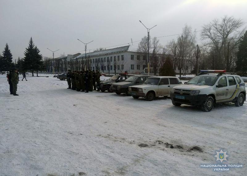 Правоохоронці Покровська та Мирнограду готові до забезпечення правопорядку на вихідні , фото-8