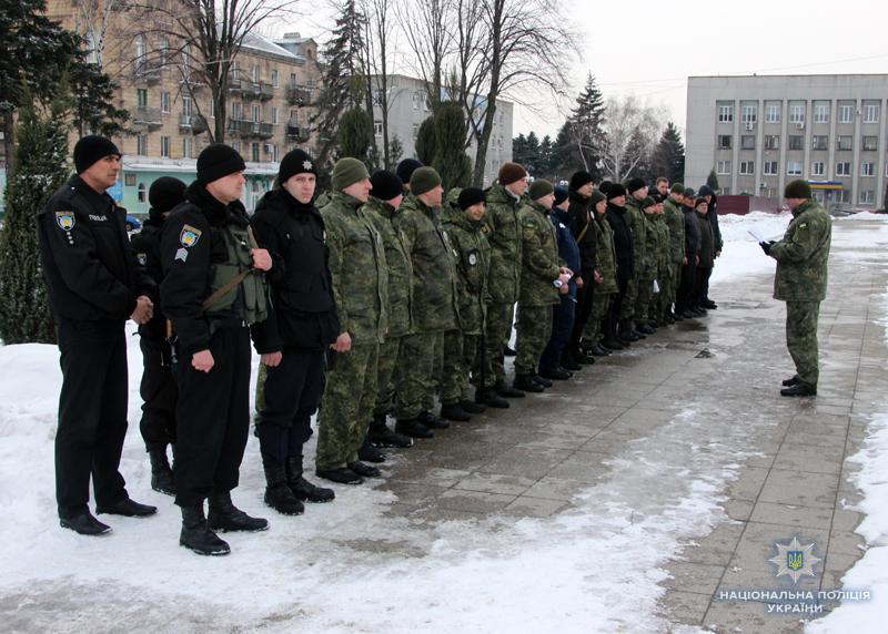 Правоохоронці Покровська та Мирнограду готові до забезпечення правопорядку на вихідні , фото-1