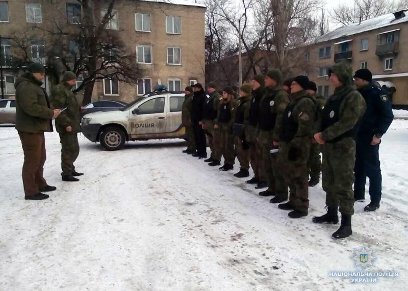 Правоохоронці Покровська та Мирнограду готові до забезпечення правопорядку на вихідні , фото-10