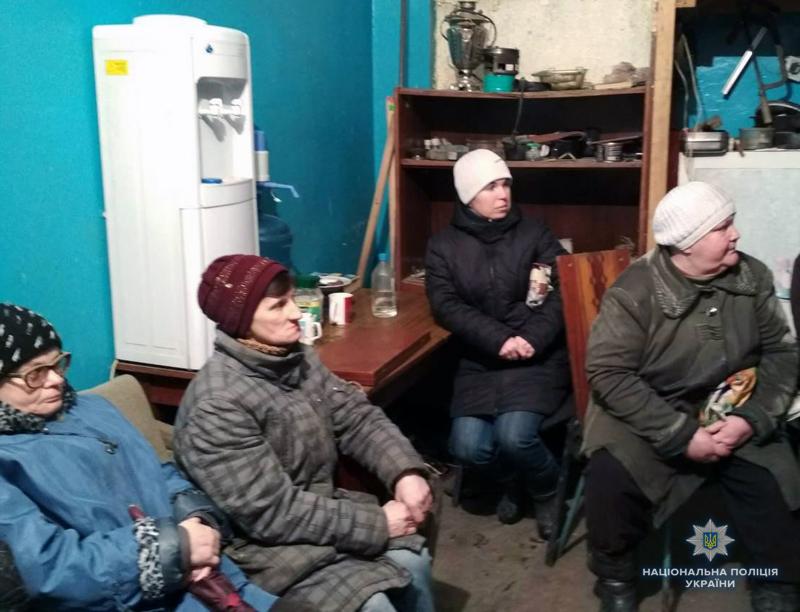 Навіщо Добропільські поліцейські зустрілися із місцевими двірниками, фото-4
