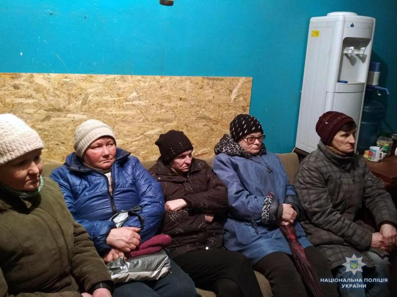 Навіщо Добропільські поліцейські зустрілися із місцевими двірниками, фото-3