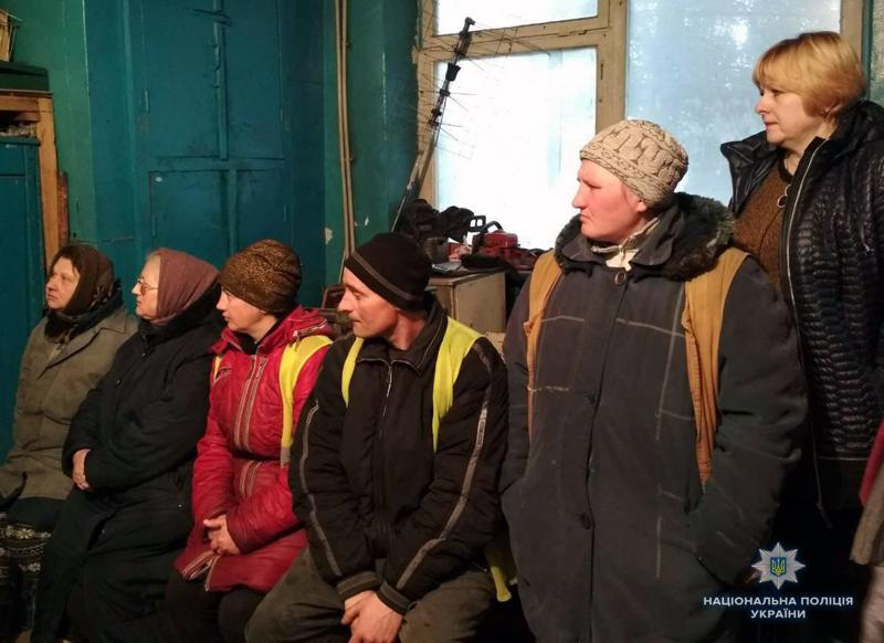Навіщо Добропільські поліцейські зустрілися із місцевими двірниками, фото-2