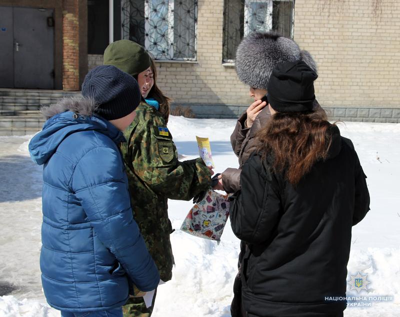 У Покровську провели акцію до Всесвітнього дня боротьби з туберкульозом, фото-1