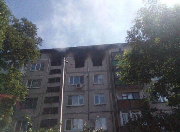 Поліція розпочала розслідування за фактом вибуху у багатоповерховому будинку в Мирнограді, фото-1