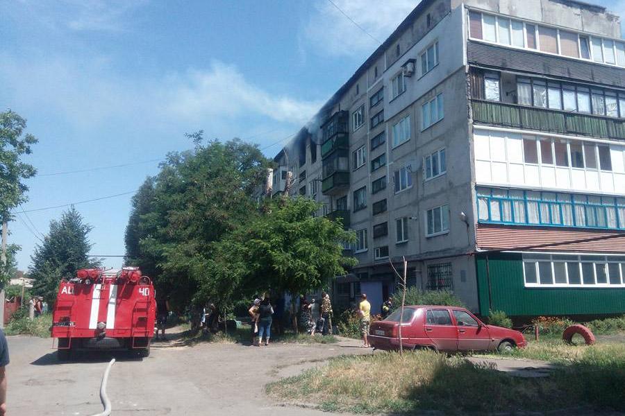Поліція розпочала розслідування за фактом вибуху у багатоповерховому будинку в Мирнограді, фото-2