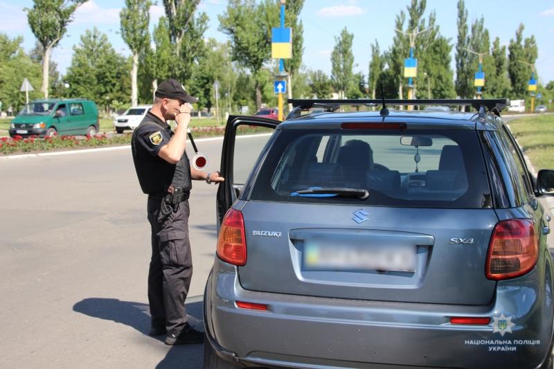За першу добу відпрацювання покровські правоохоронці виявили 7 нетверезих водіїв, фото-3
