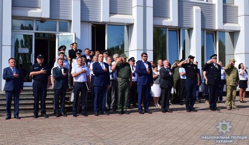 Донеччина відзначила третю річницю створення національної поліції, фото-2