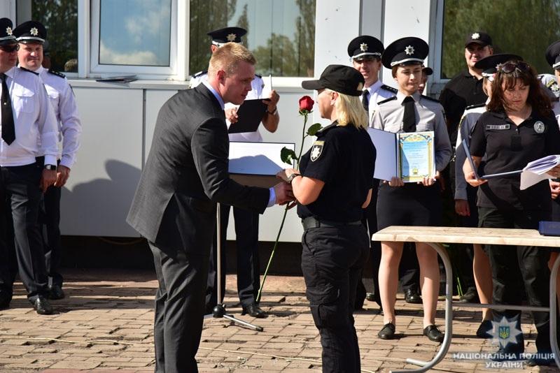 Донеччина відзначила третю річницю створення національної поліції, фото-7