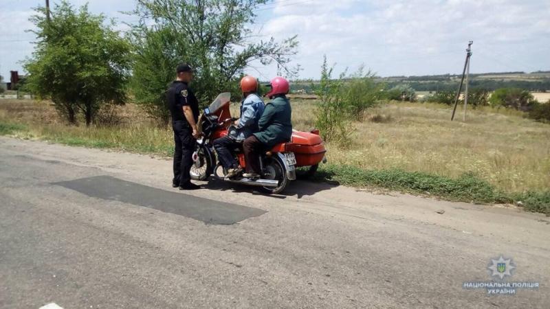 На Донеччині розпочалась операція «Мотоцикліст - Велосипедист», фото-2