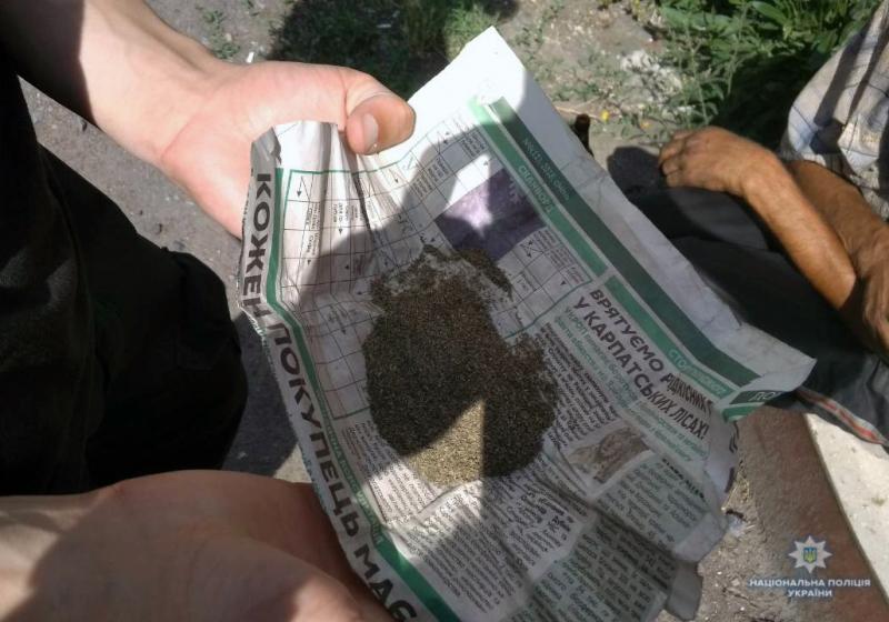 В Мирнограде задержали очередного нарколюбителя, фото-1